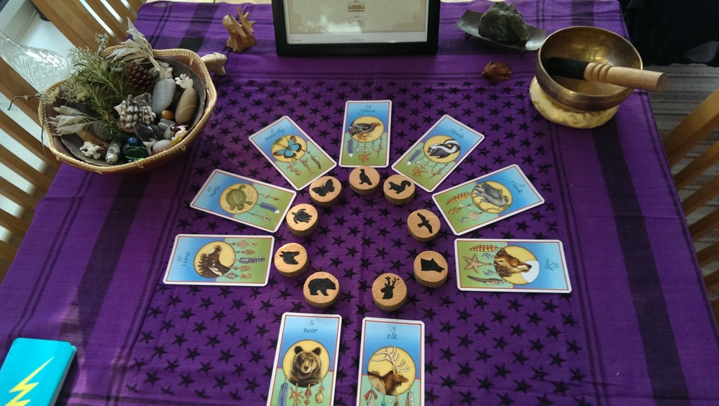 Totem Animal Spirit Guide Reading
